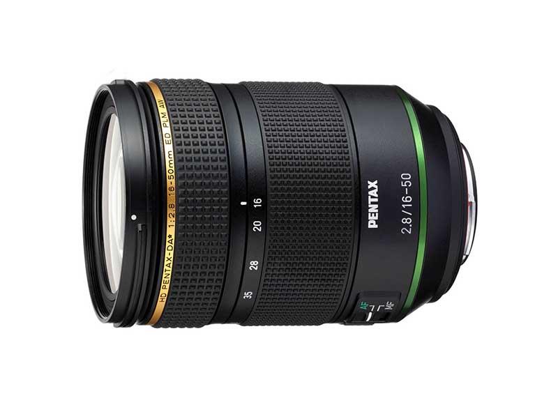 HD Pentax-DA 16-50mm F2.8 ED PLM AW
